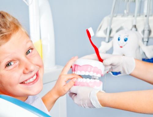Pedodonti (Çocuklarda Ağız ve Diş Sağlığı