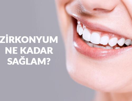 Zirkonyum Diş Kaplama Ne Kadar Sağlam?